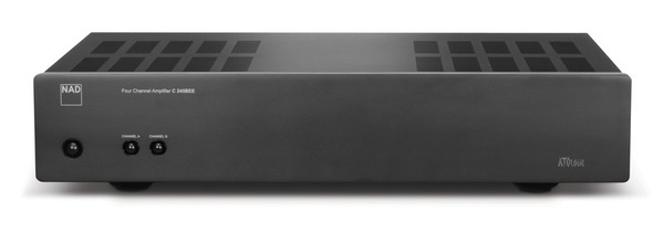 NAD C 245 BEE – Stereo Power Amplifier for Bi-Amping